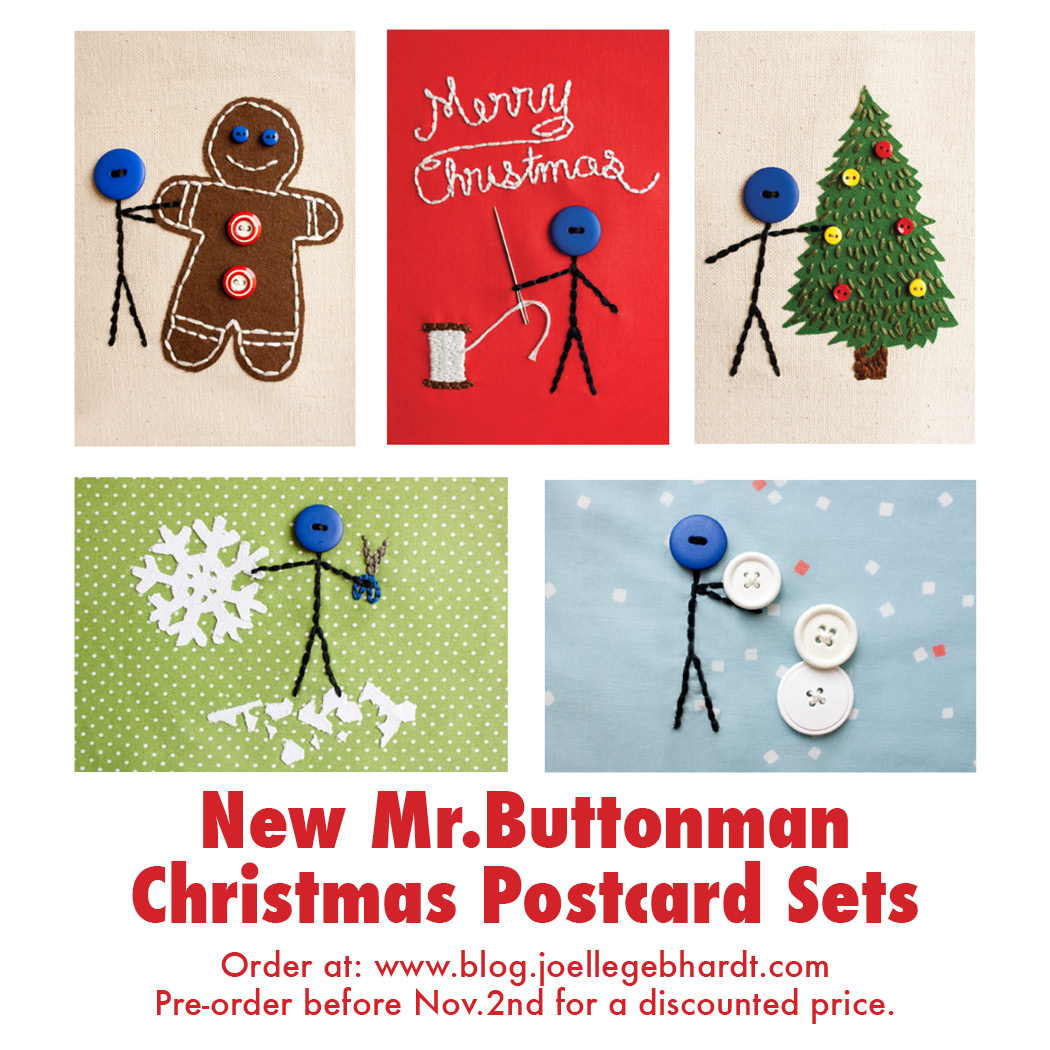 ButtonmanChristmasSelection